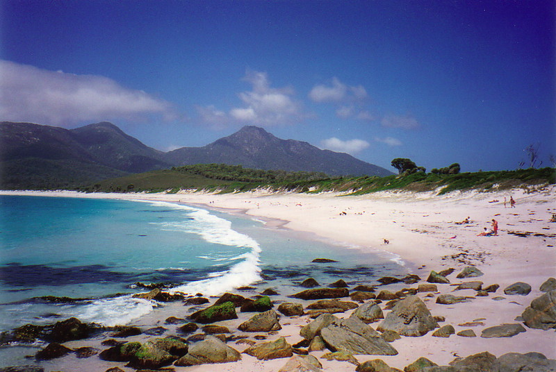 Hazards Bay, Freycinet National Park