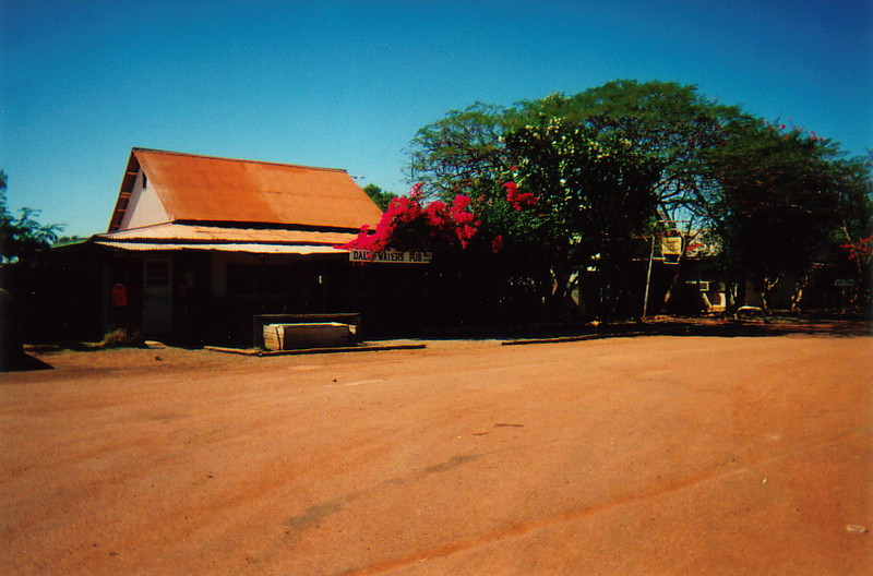 The pub at Daly Waters
