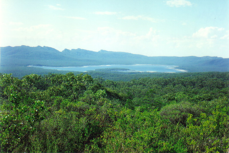 A view over the Grampians