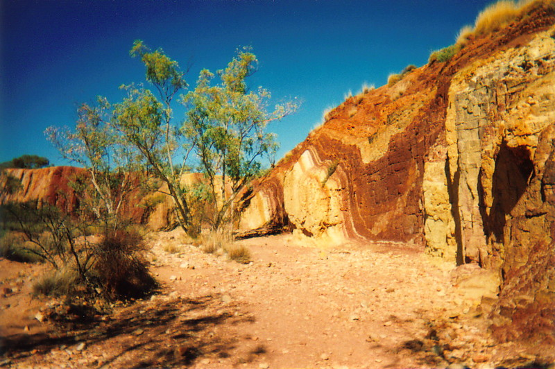 The Ochre Pits
