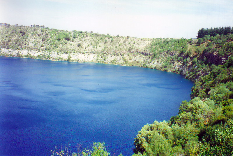 The Blue Lake, Mt Gambier