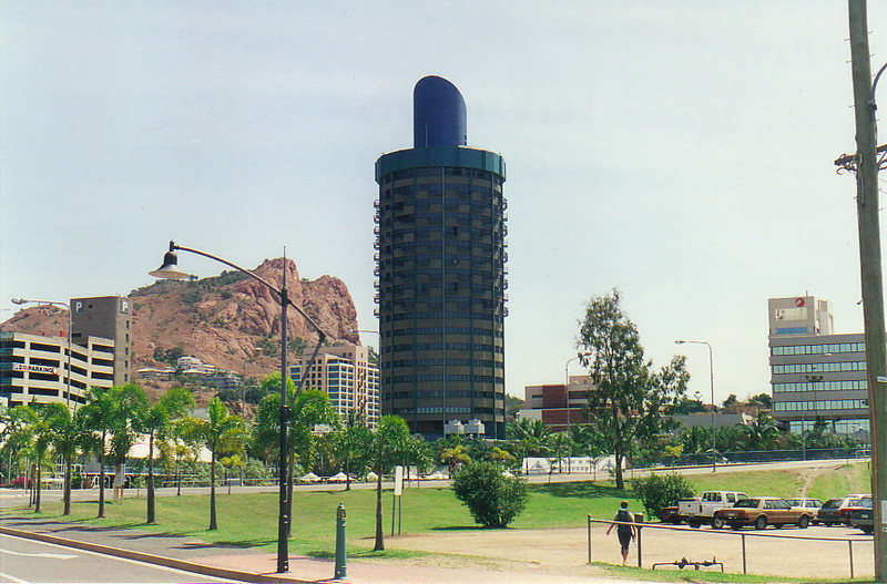 Townsville town centre
