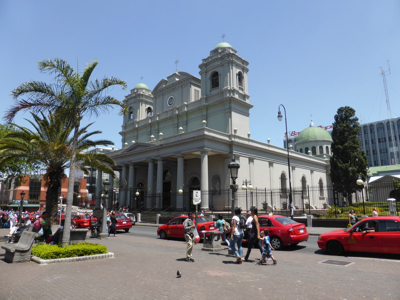 The Catedral Metropolitana
