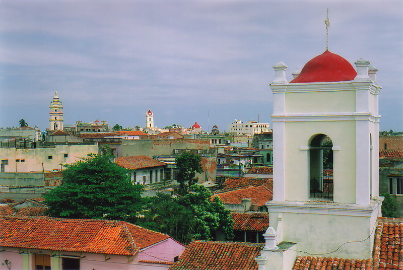 A view over Camagüey