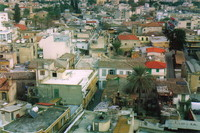 South Nicosia from above