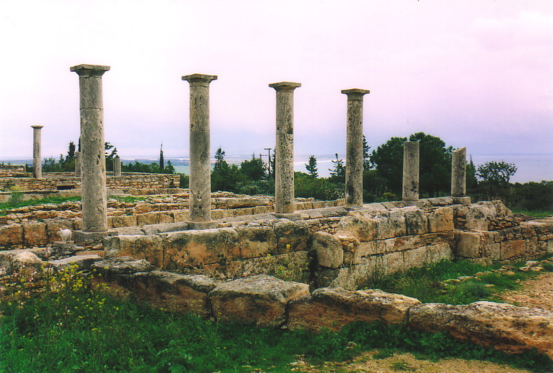 The Sanctuary of Apollon Hylates at Kourion