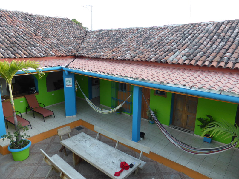 The Casa Verde Hostel is a lovely home from home in Santa Ana