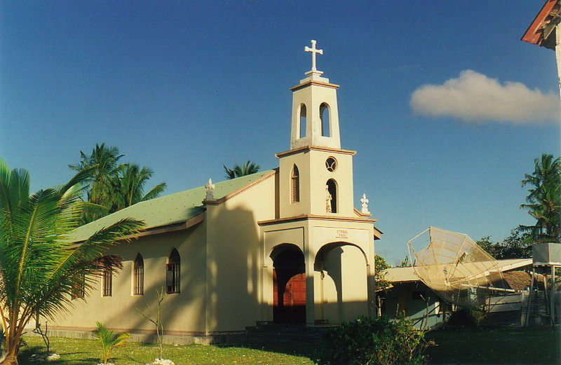 St Paul's Cathedral, Amanu