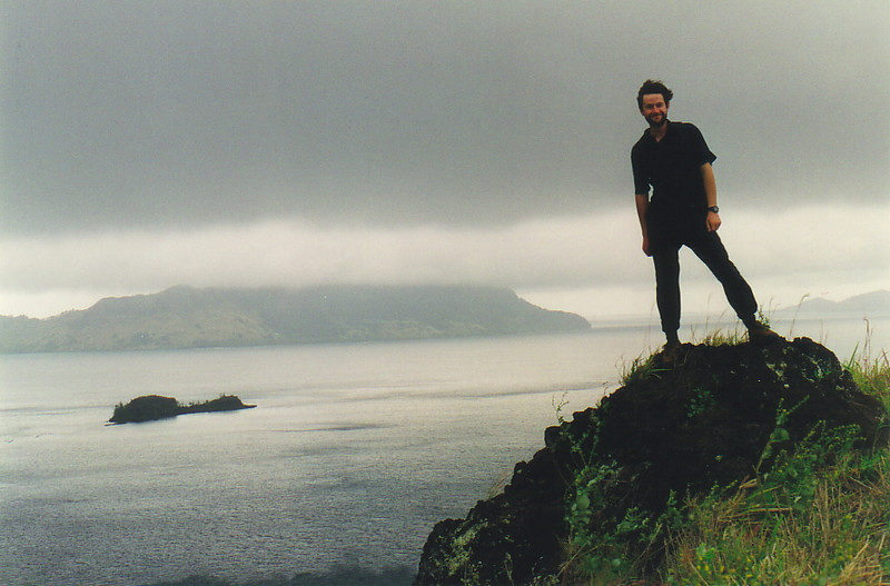 Mark on top of Ile Agakauitai