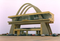 Independence Arch, Accra