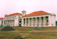 Parliament House, Accra