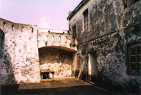 Inside Fort Apollonia