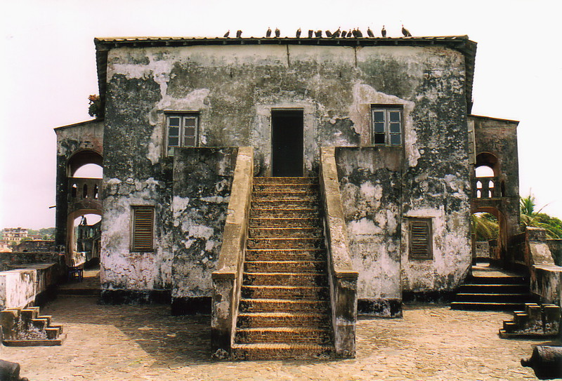 Fort St Anthony, Axim