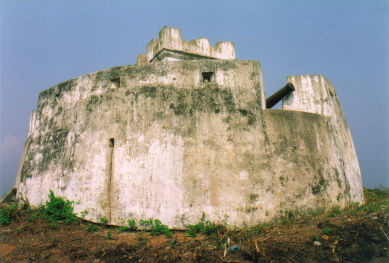 Fort Victoria, Cape Coast