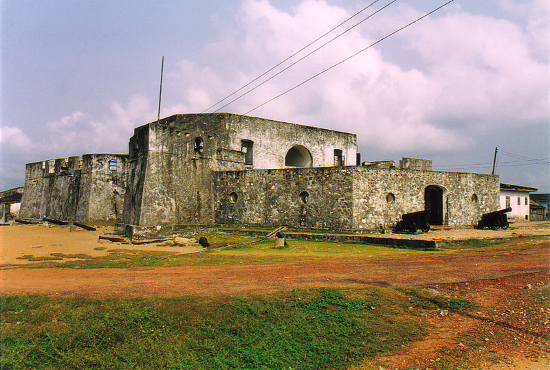 Fort Apollonia, things to do in takoradi, takoradi