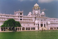 The Sikh museum at the Golden Temple in Amritsar