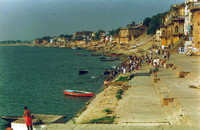 The incredible ghats of Varanasi