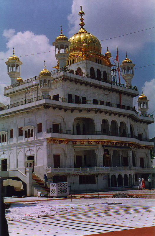 The Sri Akal Takhat Sahib building