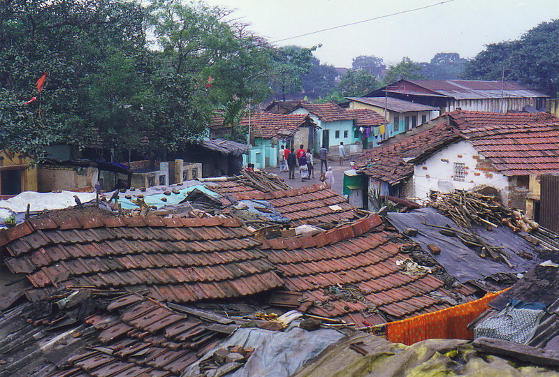 Roofs of Calcutta