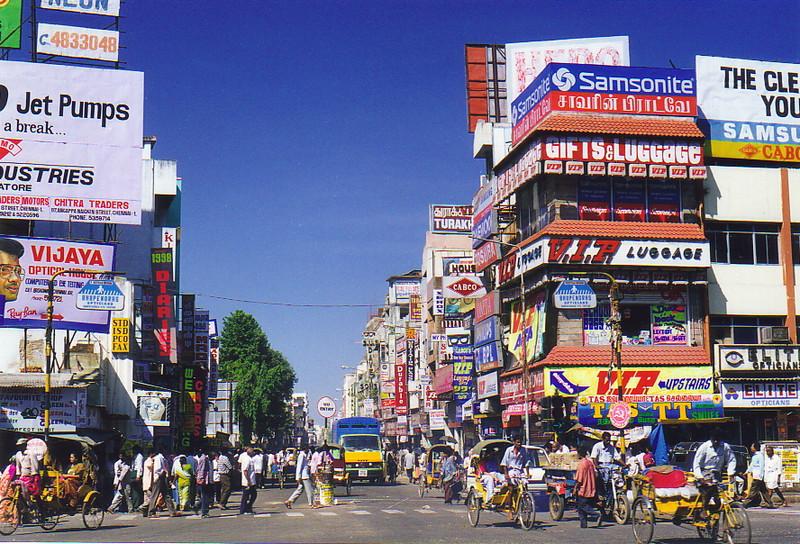Indiska Chennai
