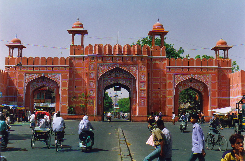 Ajmeri City Gate