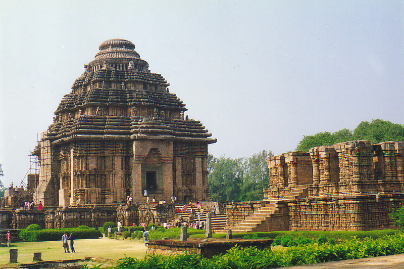 Surya's Sun Temple at Konark