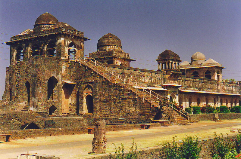 The Jahaz Mahal at Mandu