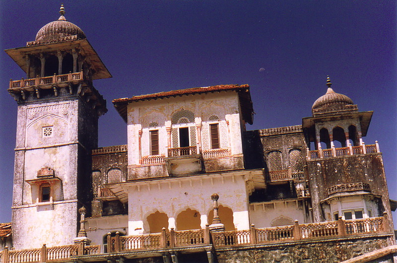 The Maharaja of Jaipur's old summer palace