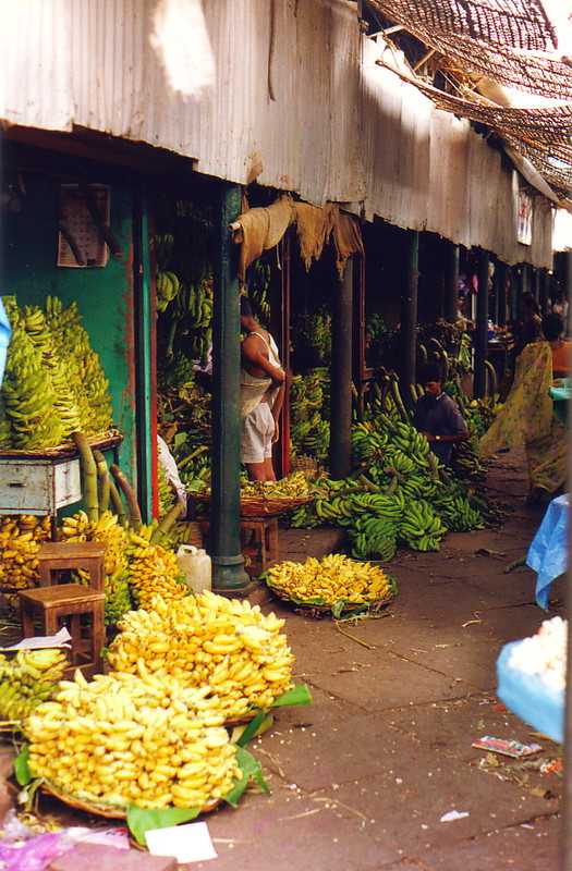 Fruit for sale in Mysore