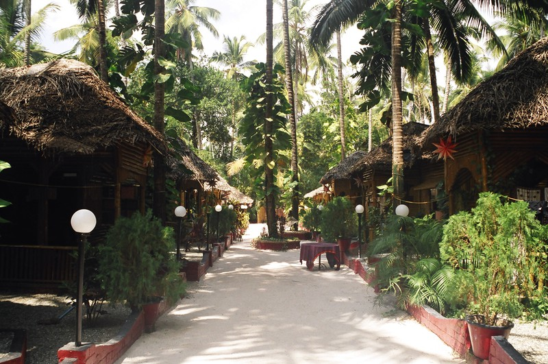 The Kerala Bamboo House, Varkala