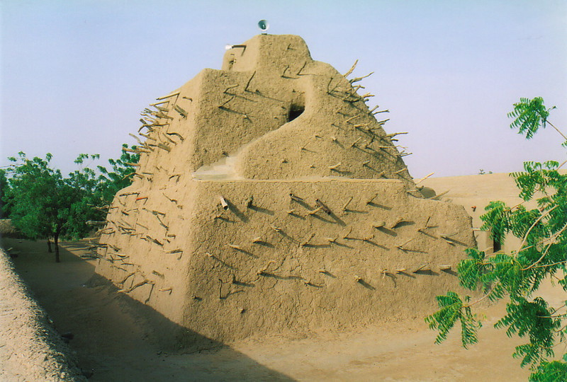 The Tomb of Askia in Gao
