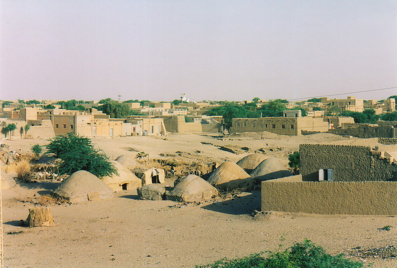 A view over TImbuktu