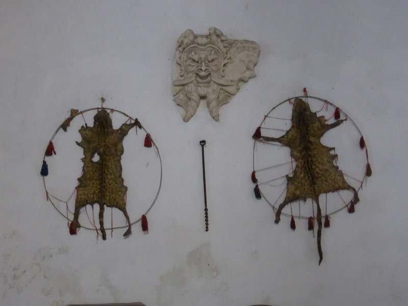 Scary dream catchers
