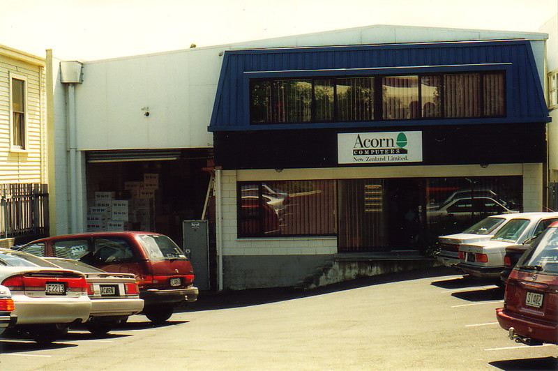 The offices of Acorn New Zealand