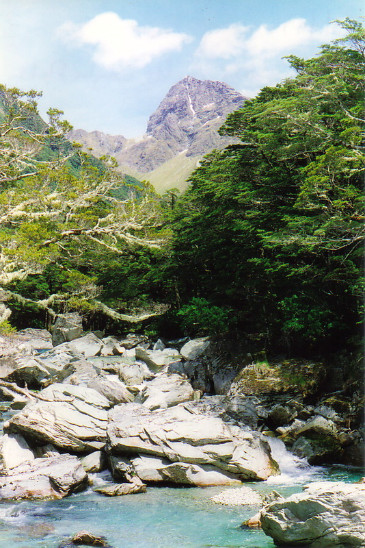 Routeburn scenery