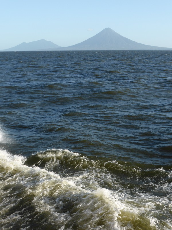 how to get from ometepe to granada