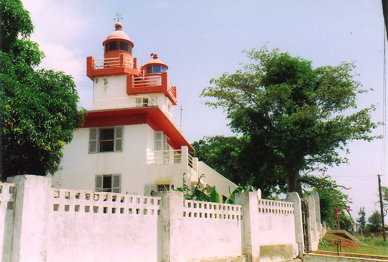 The lighthouse on Cap Manuel