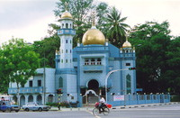 The Malabar Muslim Jama-Ath Mosque