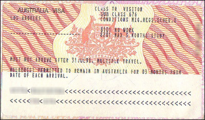 how to pay for australian visa